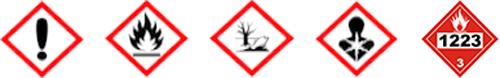 Emergency Kerosene Heating Oil in Cans